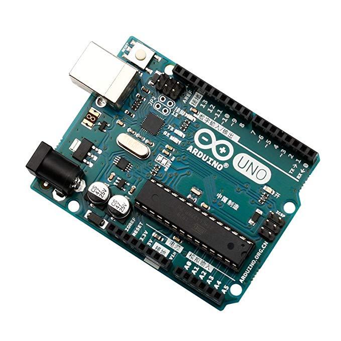 Gốc xác thực Arduino UNO R3 điều khiển ATmega328 vi điều khiển chính thức phiên bản Trung Quốc