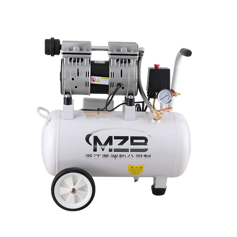 Nhà máy trực tiếp mới 600h-9 dầu-miễn phí im lặng máy nén khí di động chế biến gỗ nhỏ nha khoa thiết
