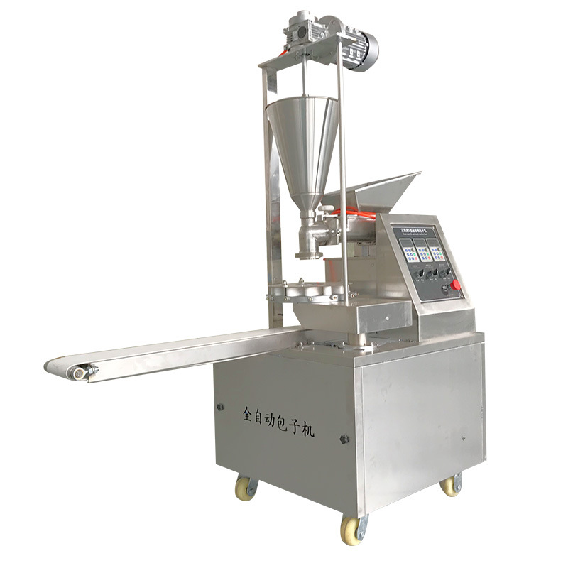 Thiết bị kinh doanh nhỏ, Suihua máy bánh bao tự động, hấp bánh bao máy, chế biến thực phẩm thiết bị