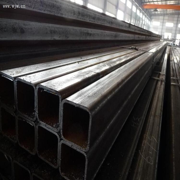 Sản xuất và chế biến ống vuông liền mạch có đường kính lớn 45 # đường kính ống mạ kẽm cán nóng