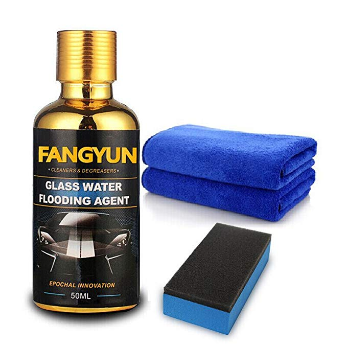 Fangyun tự động kính không thấm nước lâu dài mưa kẻ thù không thấm nước đại lý mạ không ướt đại lý x