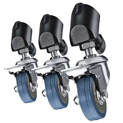Walimex Pro Tripod Pro bộ 3 mảnh (cho giá ba chân có đường kính chân 18-23 mm)