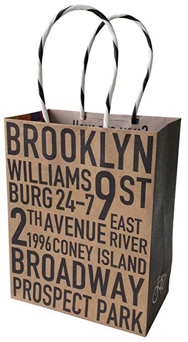 Túi giấy WRC M Brooklyn