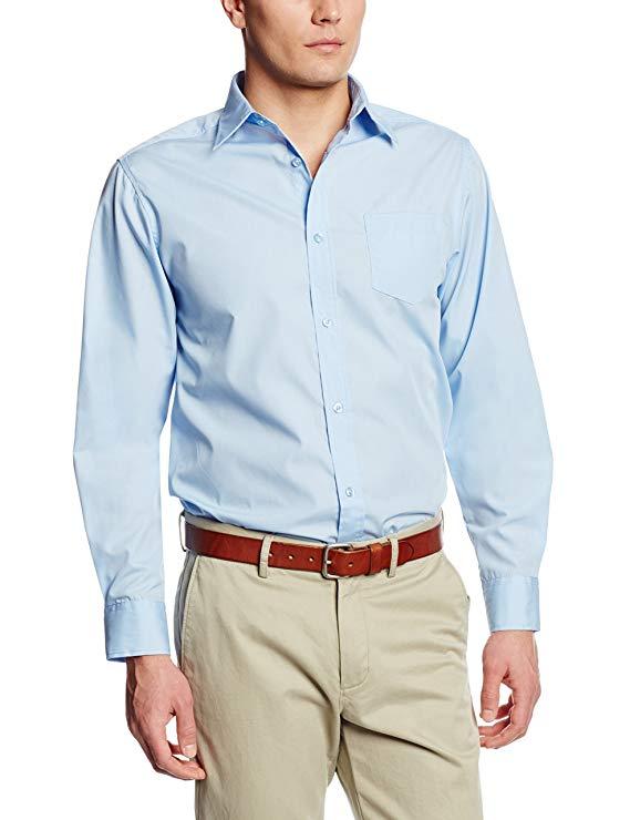 Lee nam dài tay áo đầm ánh sáng màu xanh lớn
