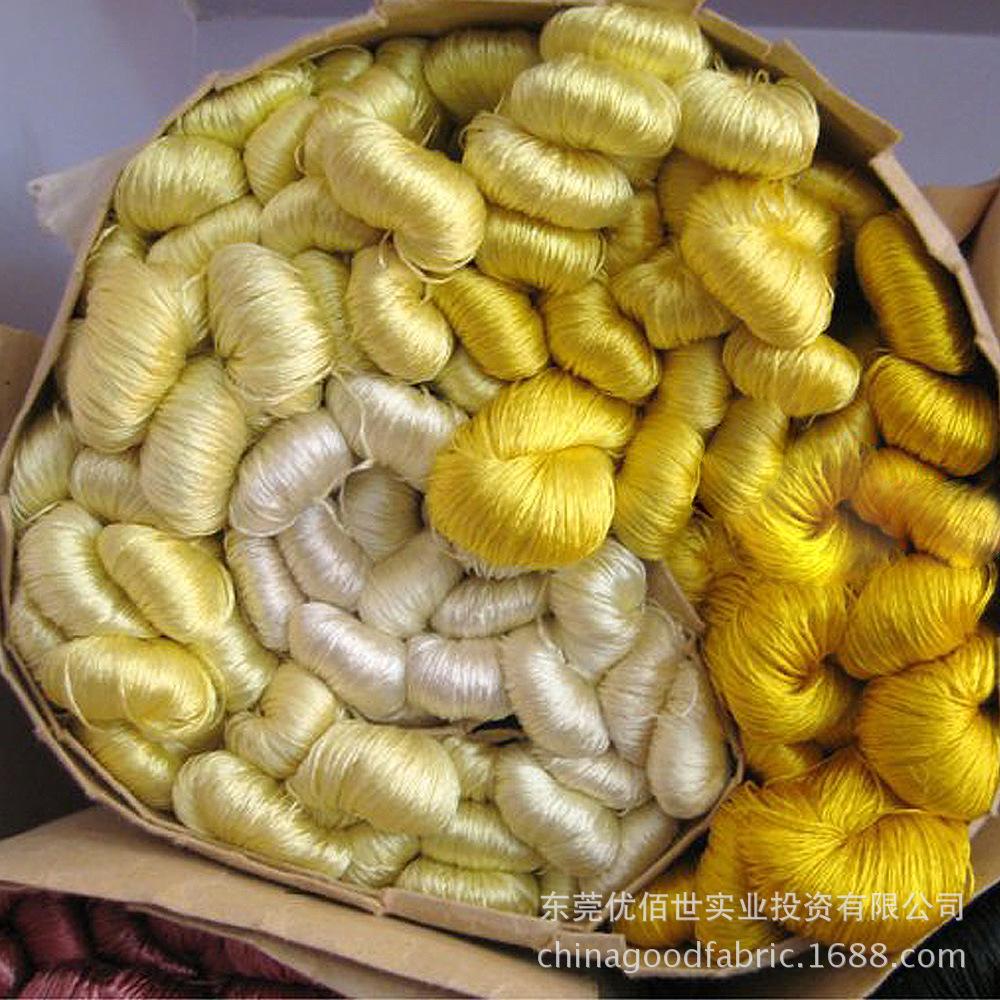 Các nhà sản xuất sản xuất vải tơ tằm dệt nổi cung tiêu xa xỉ, trang phục áo vải lụa tơ tằm