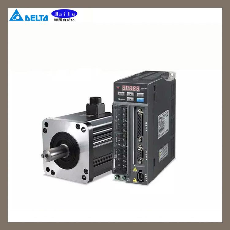 Hệ thống định vị Servo ASD-B2-0121-B chính hãng Delta 100W Servo Drive