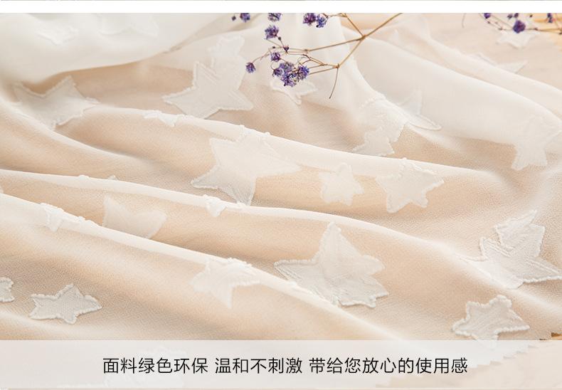 Các nhà sản xuất lớn cả gột quần vải dệt nổi ngôi sao trắng mặc áo bông vải sợi nhân tạo vải mộc bán