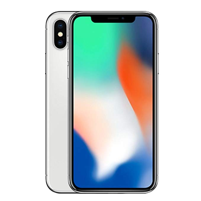 Apple iPhone X Toàn bộ Netcom 4G Smartphone 256 GB Bạc
