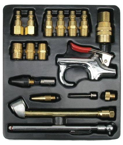 Ampro A1460 18 cái Milton loại khí nén phụ kiện công cụ