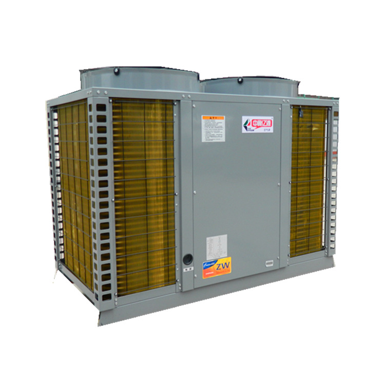 Máy bơm nhiệt năng lượng sưởi ấm không khí và nước nóng thiết b