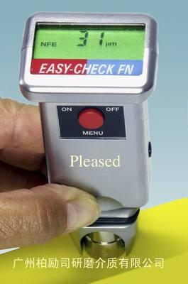 Khi cung cấp dễ dàng (Easycheck đo độ dày lớp phủ).