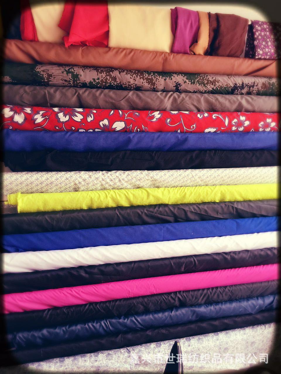 Nhà sản xuất bán buôn hàng 260T toàn chơi Xuân A - xe quần áo vải mộc luggage Xuân A - spun vải mộc
