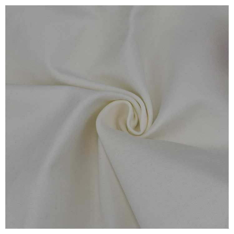 Nhà máy trực tiếp 40 S polyester cotton Roman gà vải dệt kim vải mùa xuân và mùa thu thời trang ngoà