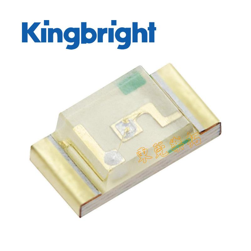 Quyền Đài Loan Kingbright Đài Loan này SMD LED phát sáng diode SMD đỏ xanh xanh hạt đèn