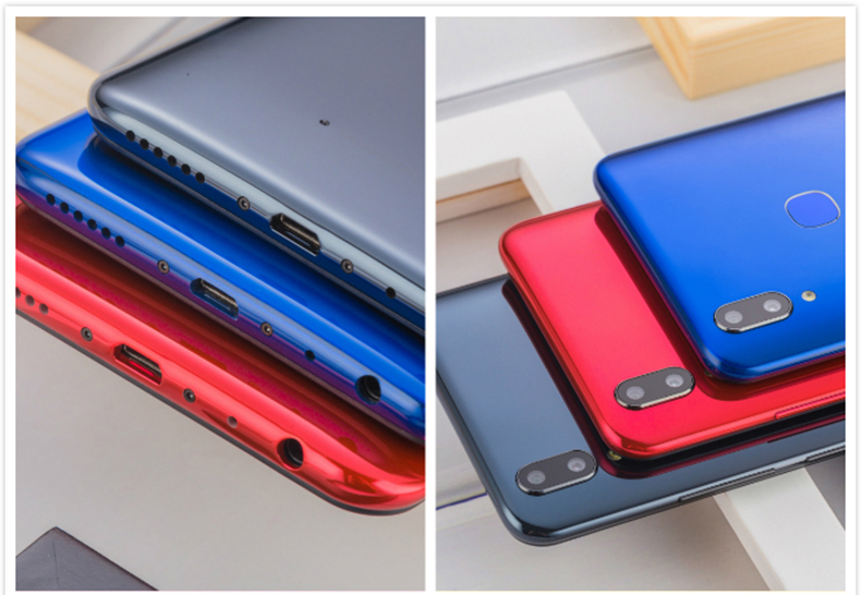 Điện thoại tai thỏ Vivo Z1 3 sắc màu