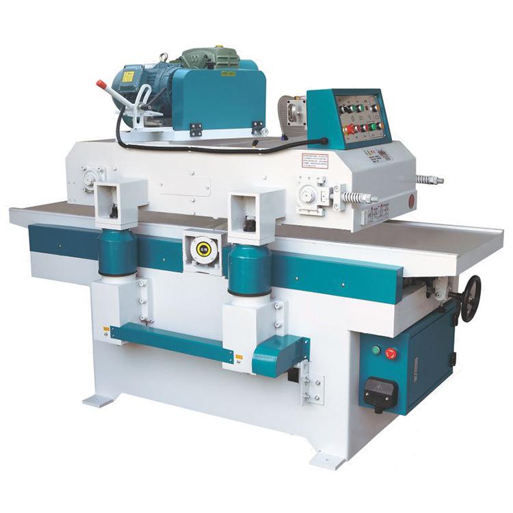 Nhà máy trực tiếp máy móc chế biến gỗ bào tấm đôi trục cho ăn tự động phẳng bào máy MBZ525B chế biến