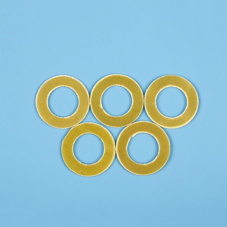 Nhà máy bán buôn áp lực cao epoxy gasket cách nhiệt epoxy nhựa chống cháy phẳng gasket