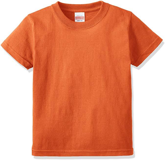 Unitededathle 5.6 oz (York) chất lượng cao t-shirt 500102 [trẻ em]Unitededathle 5.6 oz (York) chất l