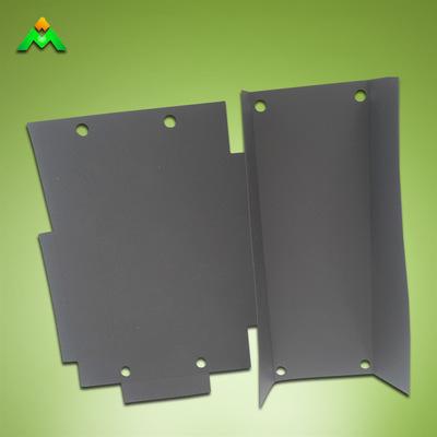 Cung cấp chất lượng cao PP một mặt tấm Mylar Vật liệu cách nhiệt PP cách nhiệt và tấm Mylar Đen Myrt