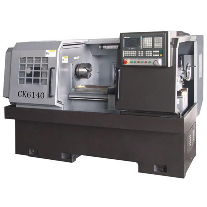Nhà máy trực tiếp 6140X750 CNC lathe Đài Loan ngang CNC lathe tự động CNC lathe tiền gửi