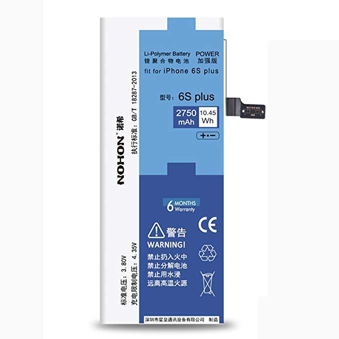 Iphone6s cộng với pin 2750 mah trở lại clip sạc kho báu táo 6s cộng với pin điện thoại di động ánh s