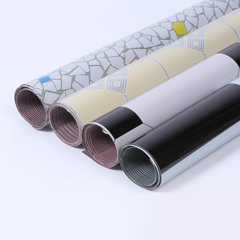 Sàn PVC sàn da giấy chống mài mòn nhựa không thấm nước sàn nhựa mẫu giáo sàn nhà cao su sàn tùy chỉn