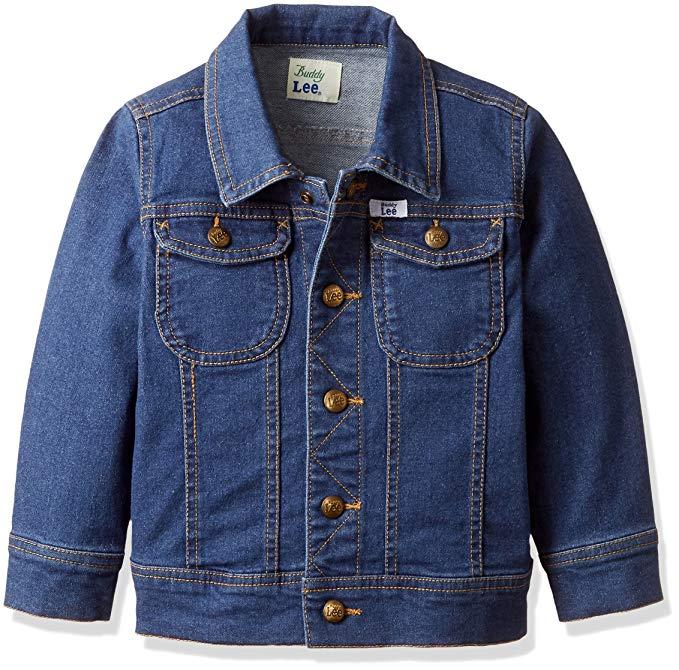 Áo khoác jean xanh denim BuddyLEE