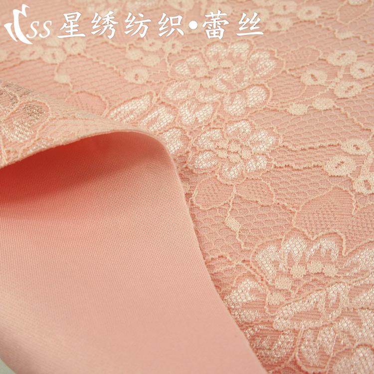 Mùa thu và mùa đông mới 250 gam lớp không khí composite ren dày cao cấp của phụ nữ áo gió áo cưới vả