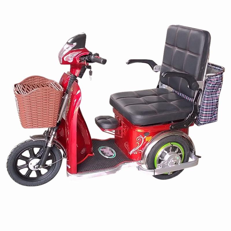 Xe điện 3 bánh dành cho người tàn tật và người già  , hàng nhập chính hãng .
