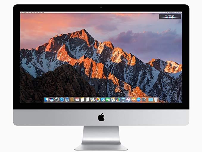 Apple Apple iMac Máy tính tất cả trong một của Apple iMac 21.5 inch Máy tính lõi kép I5 / 8G / 1TB M