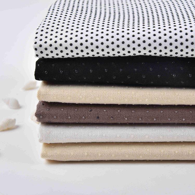 Nhà máy trực tiếp bông nhựa chống trượt vải Thả vải nhựa Bé duy nhất chống trượt chức năng vải chỗ b