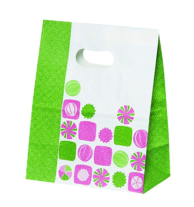 Túi giấy M matcha