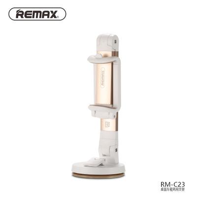 REMAX / Core Máy Tính Để Bàn Xe Kép Đứng RM-C23 Di Động Tablet Navigator Phổ Đứng