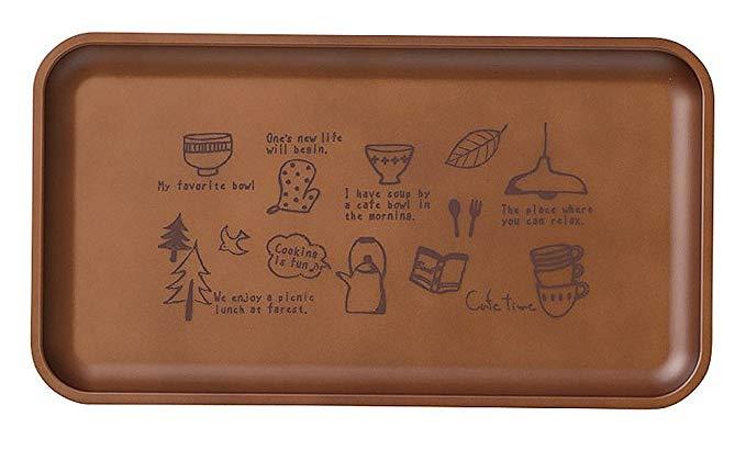 Miyamoto ngành công nghiệp cafe thời gian nâu 13 × 2.2 × 23 cm