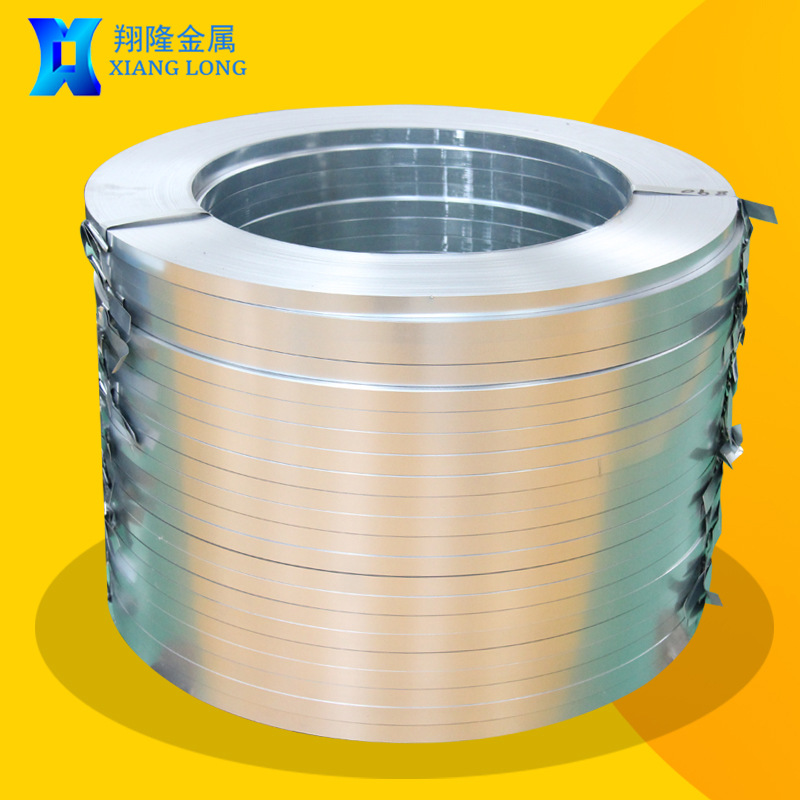Tại chỗ Baosteel sgcc Phật Sơn sản phẩm kim loại 0.3 dải thép mạ kẽm có thể được tùy chỉnh chế biến