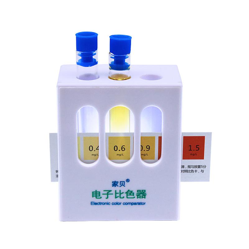 Nhà máy bán buôn chất lượng nước phân tích và phân tích cụ phòng thí nghiệm clo dư ph thuốc thử quan