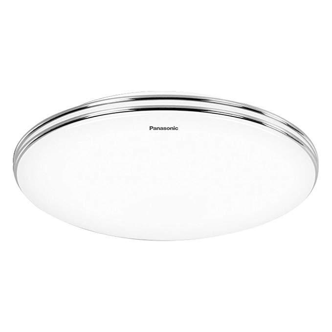 Panasonic Panasonic 11 Wát Hiện Đại nhỏ gọn LED ánh sáng phòng ngủ ánh sáng trần với bạc trim HHLA10