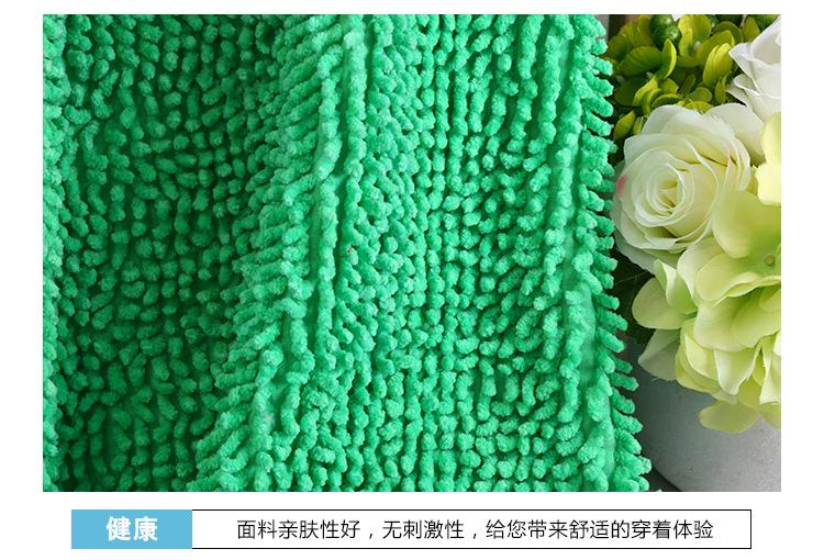 Nhà sản xuất vải bếp cân chổi gối dakimakura khăn vải sợi rất mỏng