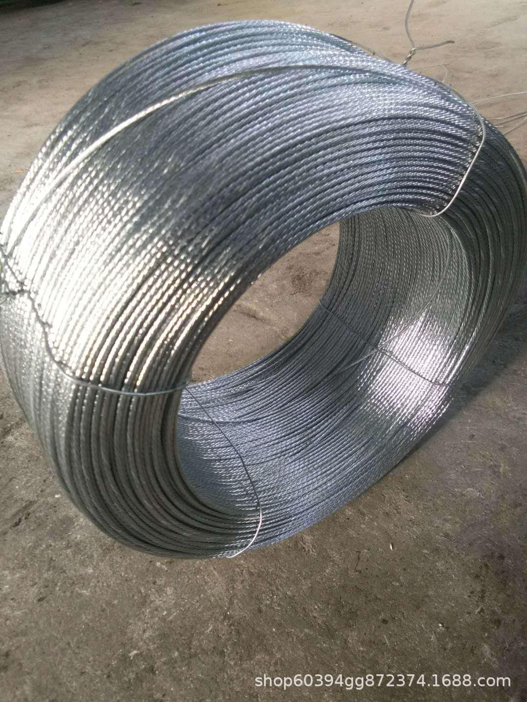 Các nhà sản xuất sản xuất sợi thép mạ kẽm, thông số kỹ thuật khác nhau của các sợi thép, hỗ trợ tùy