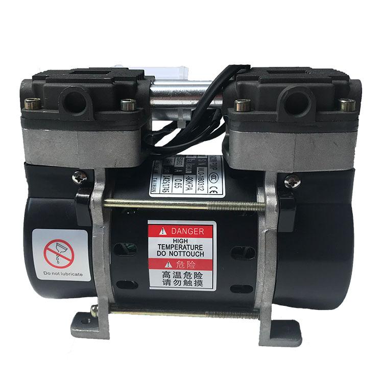 Đài loan vương miện JP-40V y tế thiết bị điện dầu-miễn phí bơm hút chân không điện 145 Wát im lặng b
