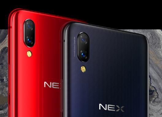 Điện thoại Vivo NEX Dual Display