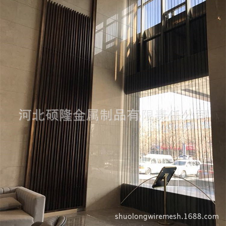 Love net series XY-AG0840 Hotel ceiling decorative mesh metal screen401350401350