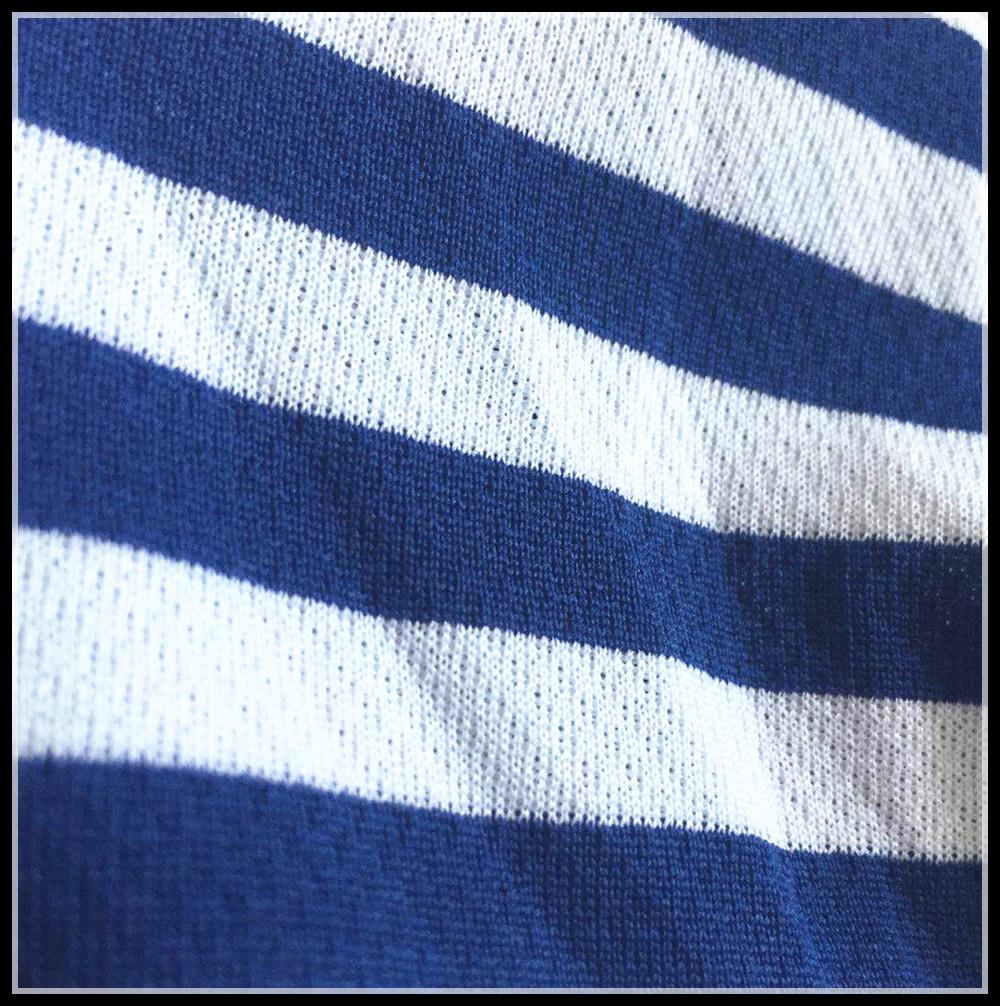 Nhà sản xuất 2018 thở màu xanh biển trắng nano chức năng chăm sóc đồ nội thất trang phục vải đan len
