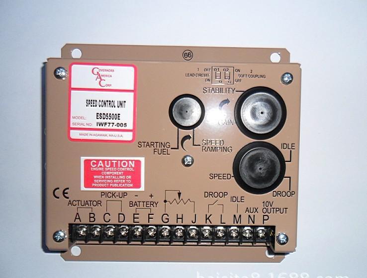 Máy phát điện diesel đốc Cummins máy phát điện thống đốc Cung cấp máy phát điện bảng điều khiển tốc