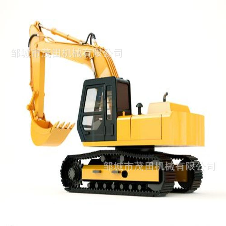 Cơ khí nhỏ bốn xi-lanh tải Sơn Đông nhà máy kỹ thuật xây dựng máy xúc lớn nông nghiệp gỗ lấy máy đề