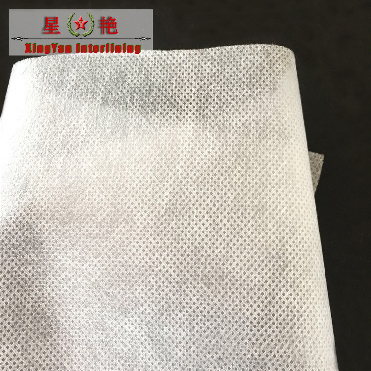 Vải không dệt 25g PP không dệt vải Polypropylene không dệt vải Vật liệu mới polypropylene không dệt