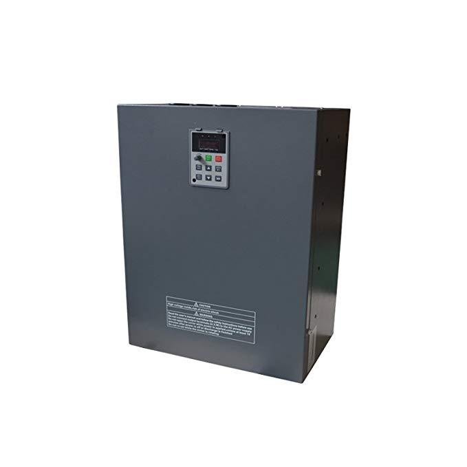 Wanchuan công nghệ 220 v đến 380 v inverter 18.5kw một pha ba pha 380 v tần số động cơ chuyển đổi
