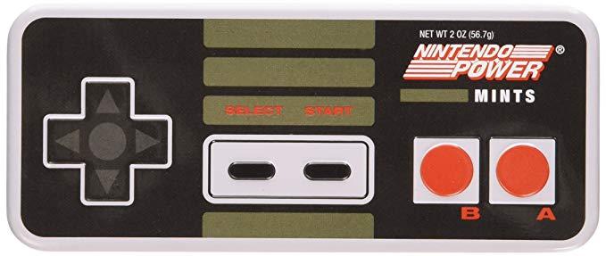 Nintendo Điều Khiển Kẹo Tin Nintendo Điều Khiển Kẹo Tin # Halloween # Giáng Sinh #