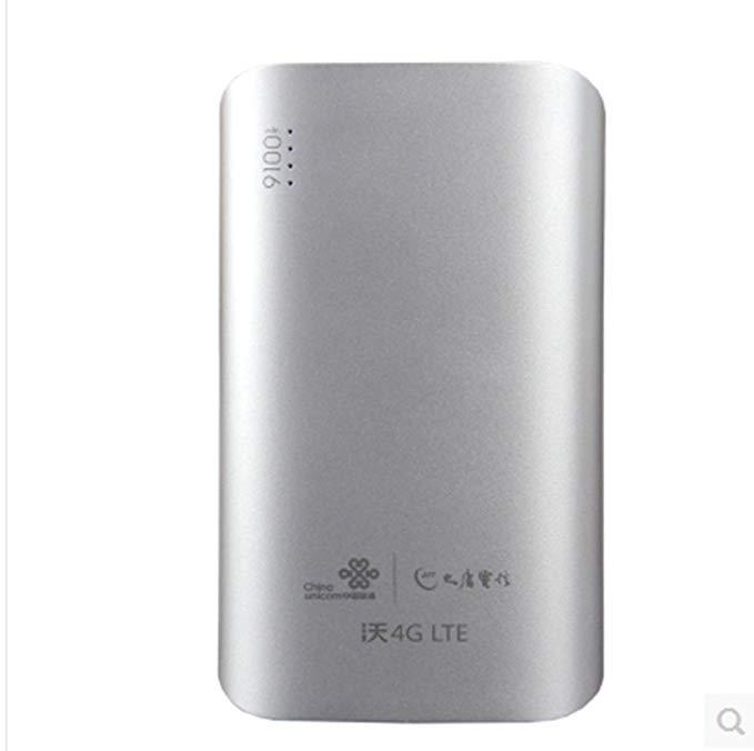 Datang 958 4GMIFI ba mạng 5 chế độ 16 tần số 4G router không dây với 9100MA điện thoại di động băng