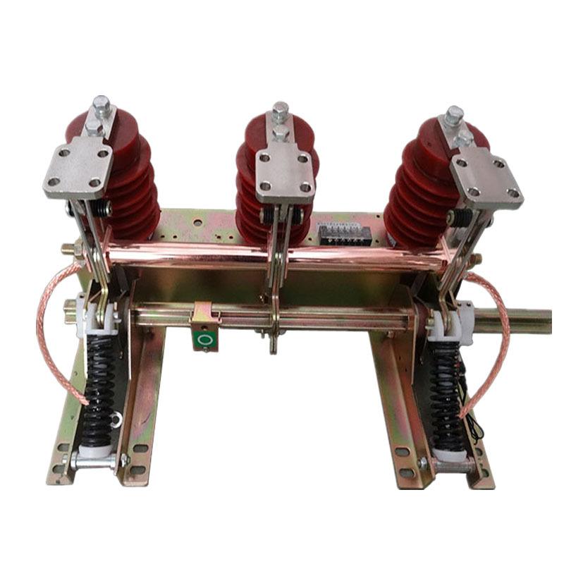 Chuyên sản xuất JN15-12 nối đất chuyển mạch điện áp cao 10kv nối đất